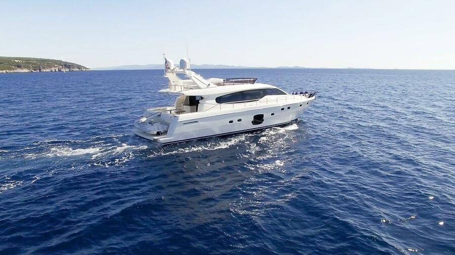 Ferretti Yachts 630 (AMY 3+1 cab.)  - 2