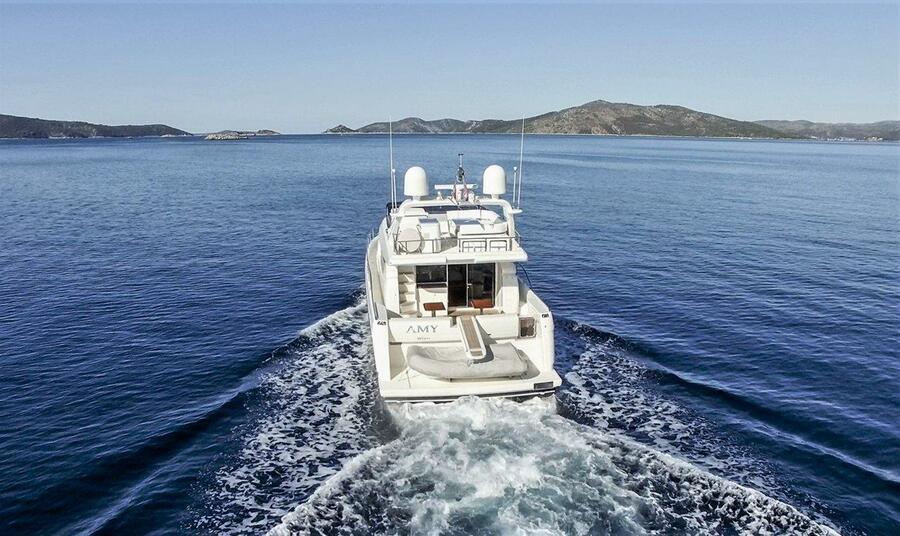 Ferretti Yachts 630 (AMY 3+1 cab.)  - 3