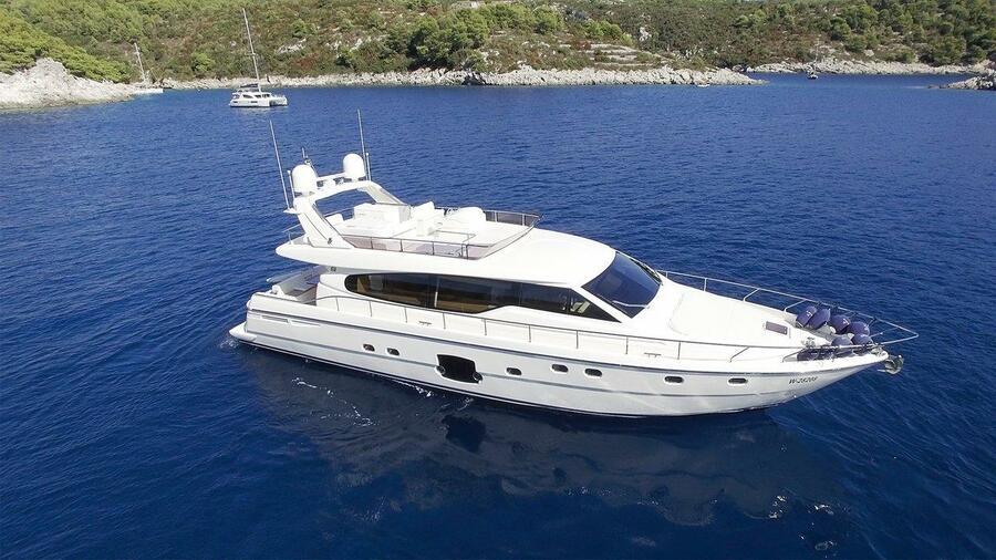 Ferretti Yachts 630 (AMY 3+1 cab.)  - 4