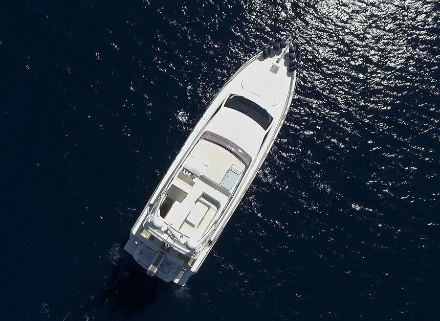 Ferretti Yachts 630 (AMY 3+1 cab.)  - 5
