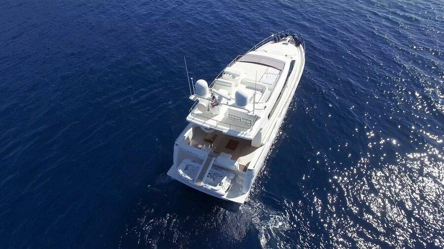 Ferretti Yachts 630 (AMY 3+1 cab.)  - 6