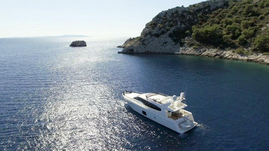 Ferretti Yachts 630 (AMY 3+1 cab.)  - 7