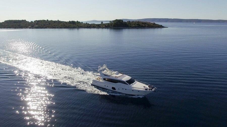 Ferretti Yachts 630 (AMY 3+1 cab.)  - 8