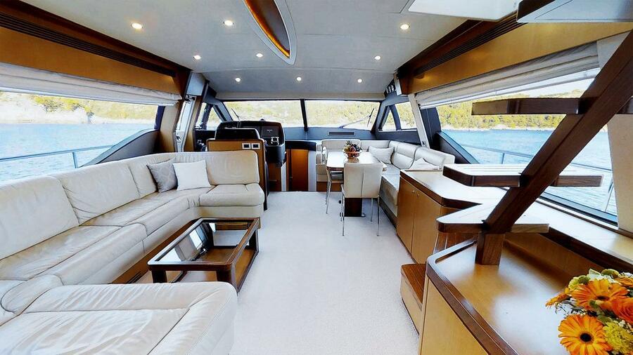 Ferretti Yachts 630 (AMY 3+1 cab.)  - 9