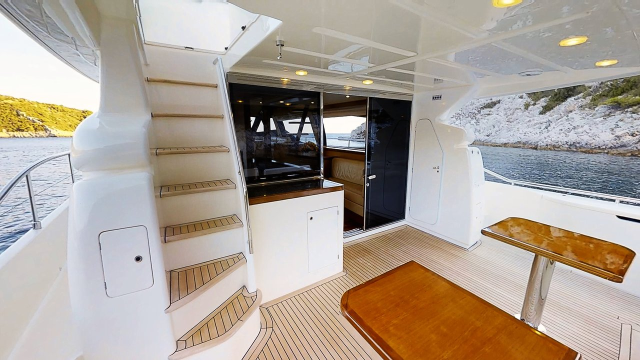 Ferretti Yachts 630 (AMY 3+1 cab.)  - 11
