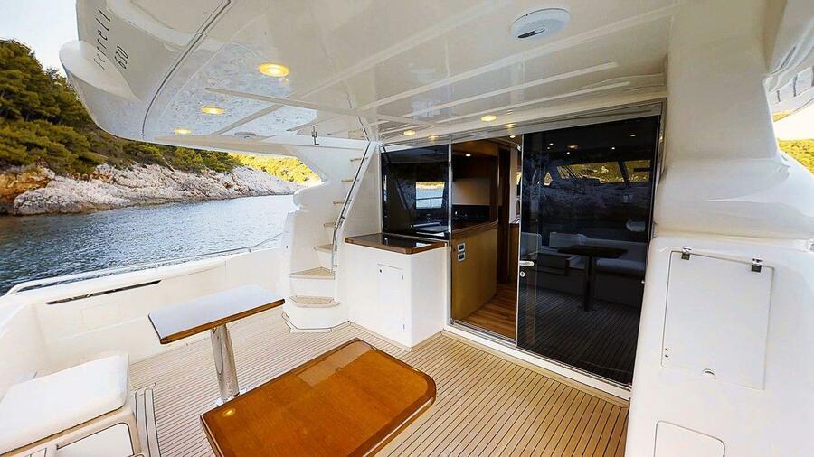 Ferretti Yachts 630 (AMY 3+1 cab.)  - 12