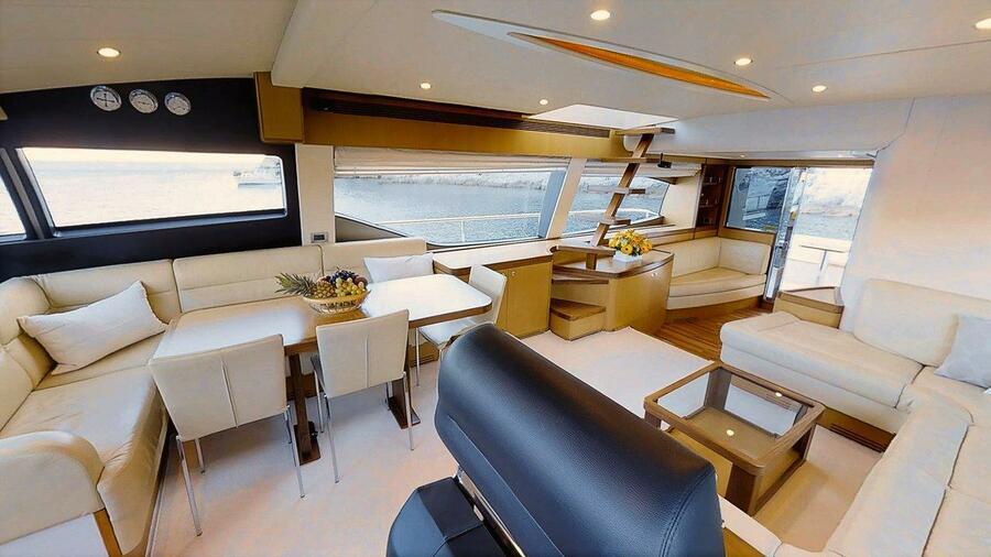 Ferretti Yachts 630 (AMY 3+1 cab.)  - 13