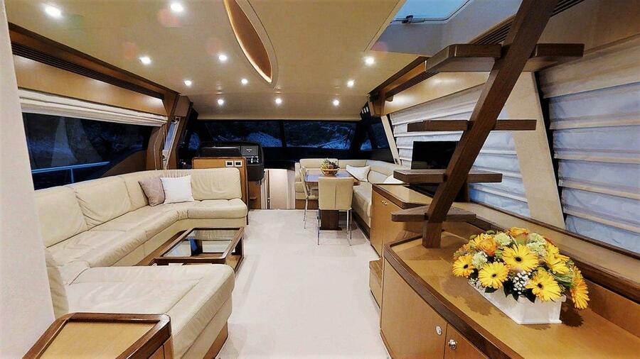 Ferretti Yachts 630 (AMY 3+1 cab.)  - 14