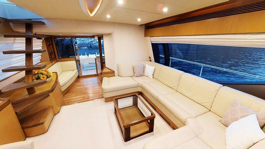 Ferretti Yachts 630 (AMY 3+1 cab.)  - 15