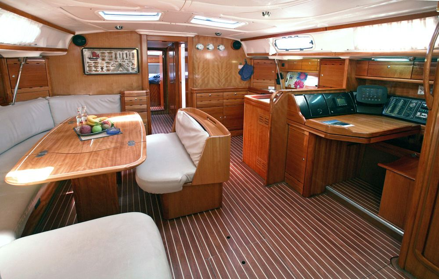 Bavaria 50 Cruiser (Giola)  - 4