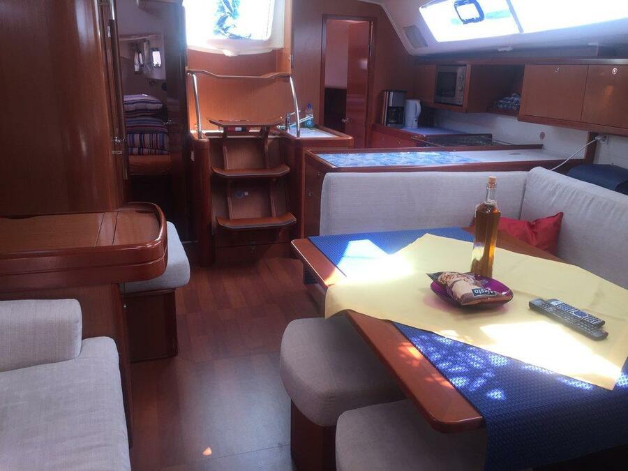 Oceanis 46 - 3 cab. (Strie)  - 2