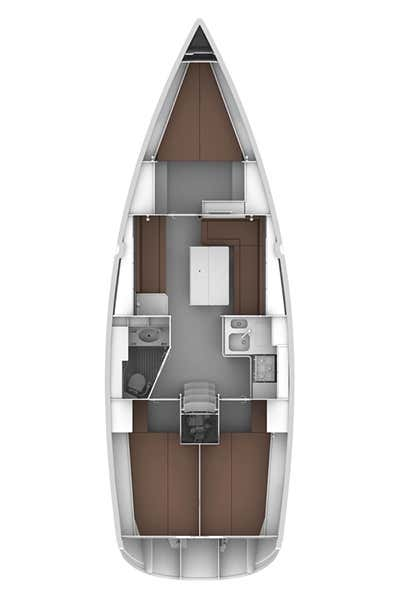 Bavaria Cruiser 36 (Zenith III)  - 1