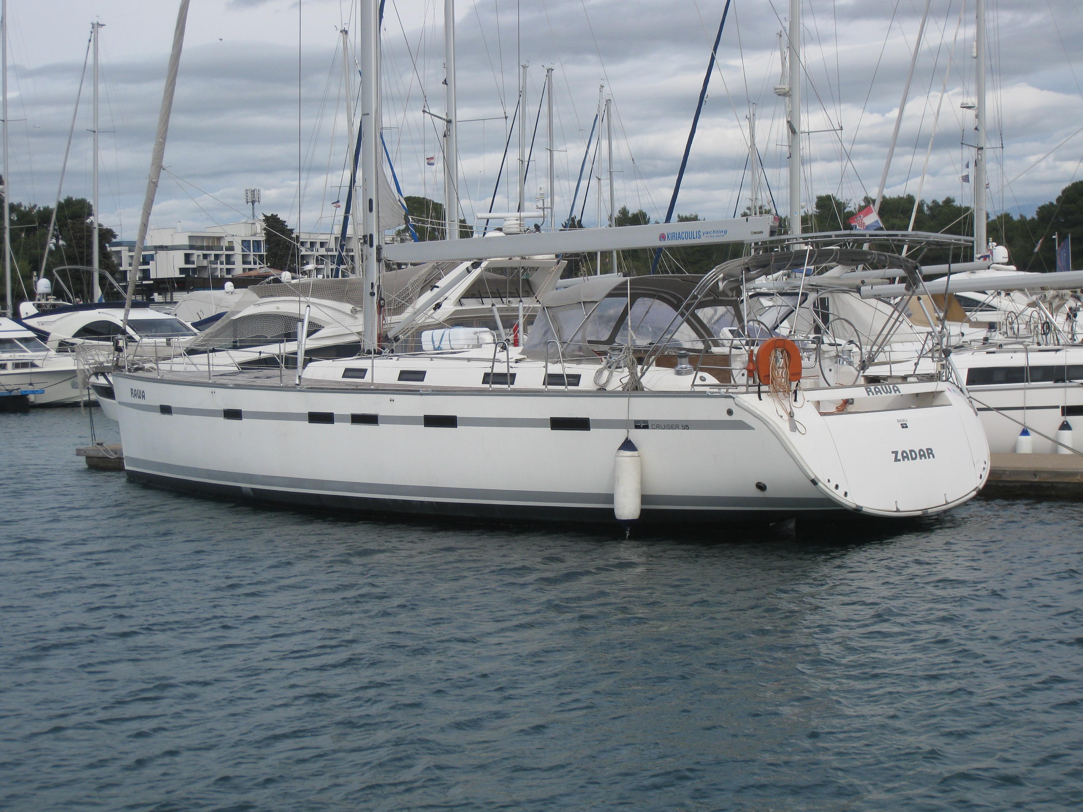 Bavaria 55 Cruiser (Rawa (Skippered))  - 6