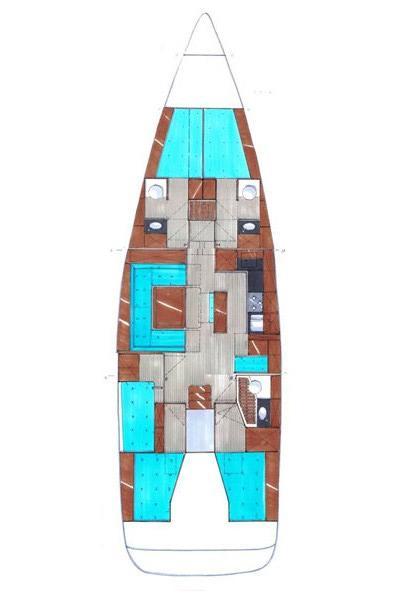 Bavaria 55 Cruiser (Rawa (Skippered))  - 1