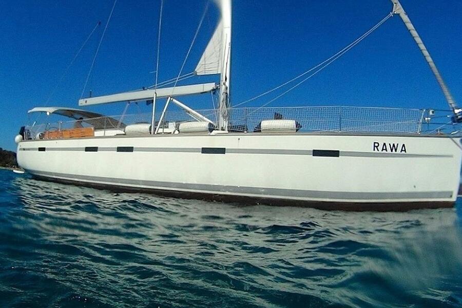 Bavaria 55 Cruiser (Rawa (Skippered))  - 18