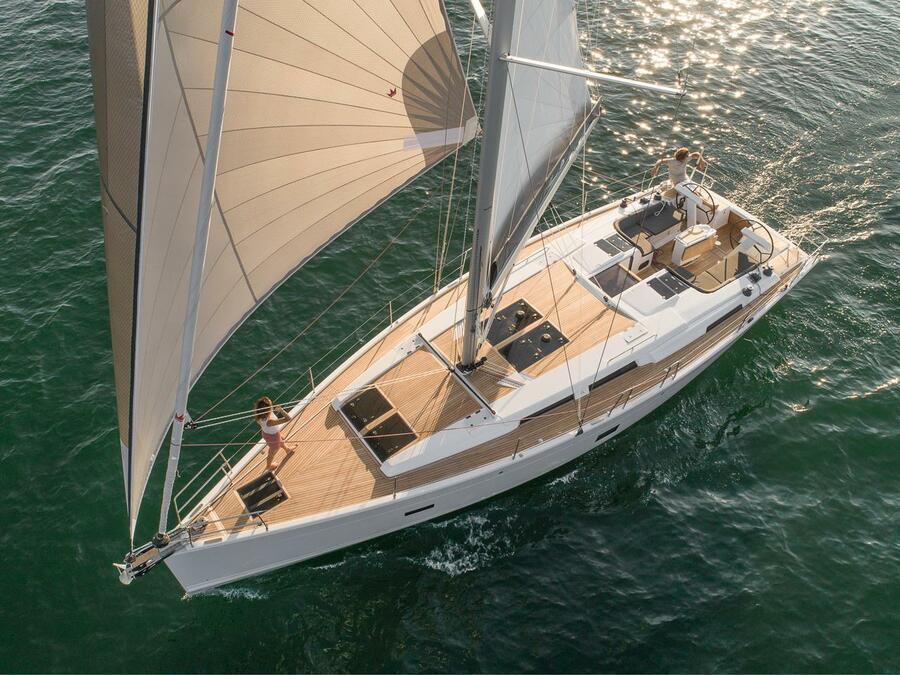 Hanse 458 (Infinity of the sea)  - 0