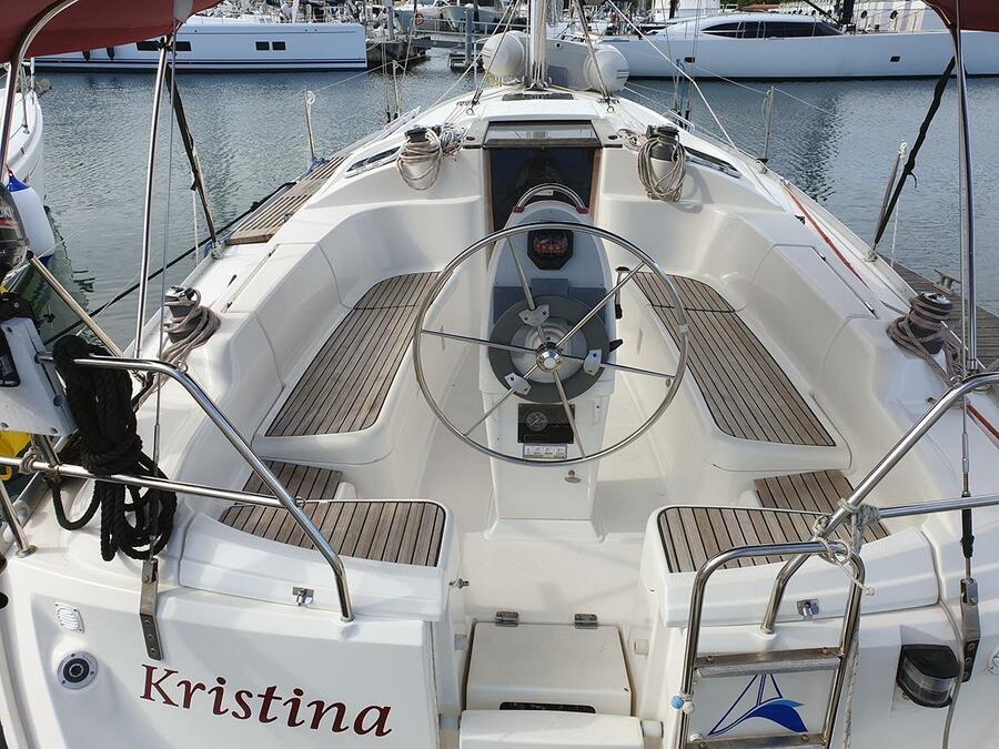 Gib Sea 37 (Kristina)  - 3