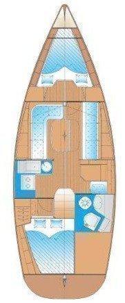 Bavaria 33 Cruiser (Pomena)  - 1
