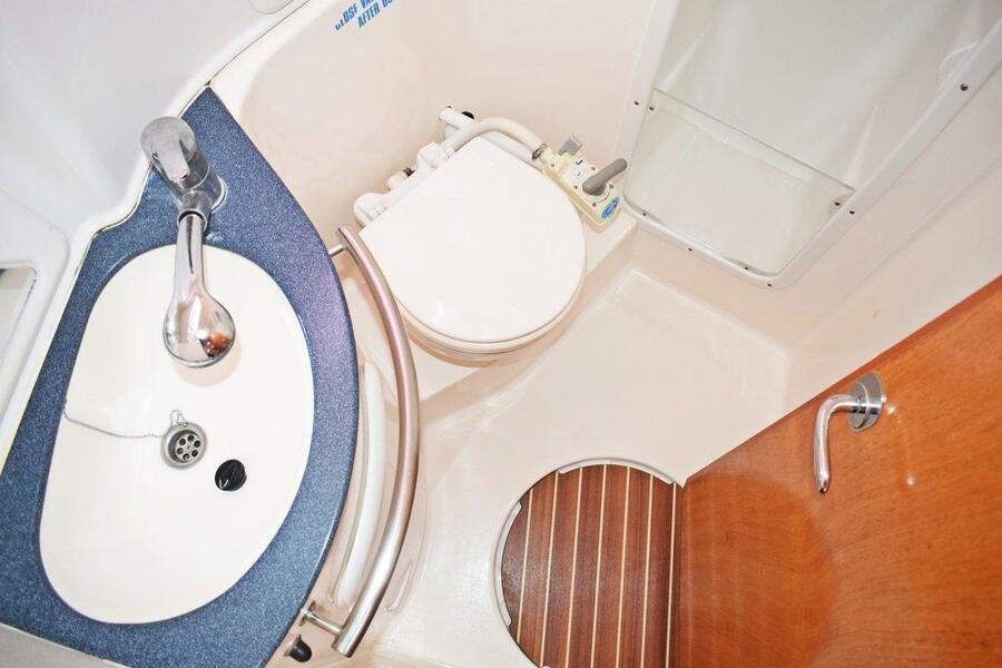 Bavaria 33 Cruiser (Pomena)  - 13