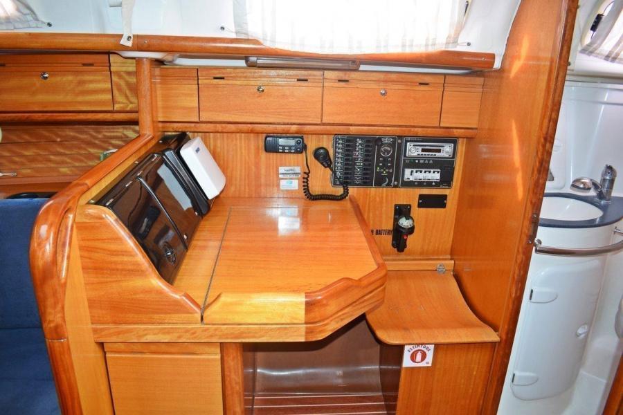 Bavaria 33 Cruiser (Ropa)  - 8