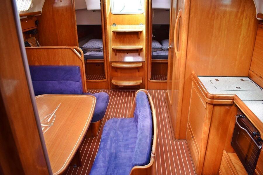 Bavaria 42 Cruiser (Osibova)  - 9
