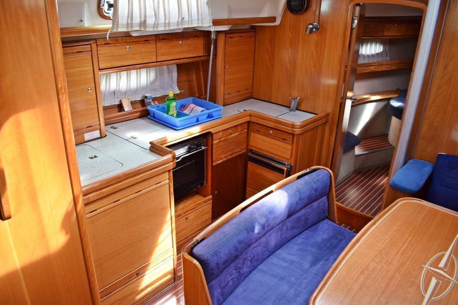 Bavaria 42 Cruiser (Osibova)  - 10
