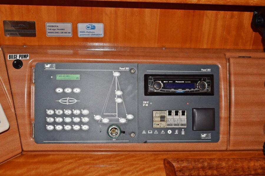 Bavaria 42 Cruiser (Osibova)  - 13