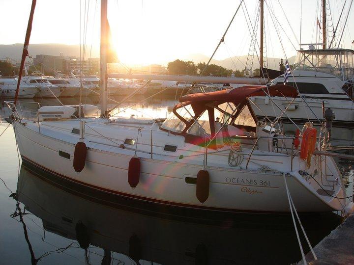 Oceanis 361 (Patmos)  - 0