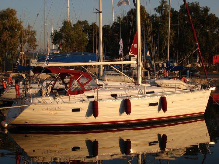 Oceanis 361 (Patmos)  - 2