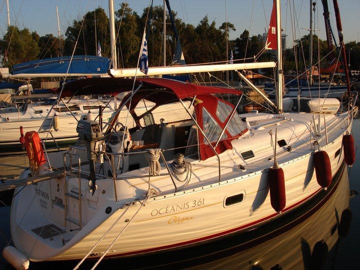 Oceanis 361 (Patmos)  - 3