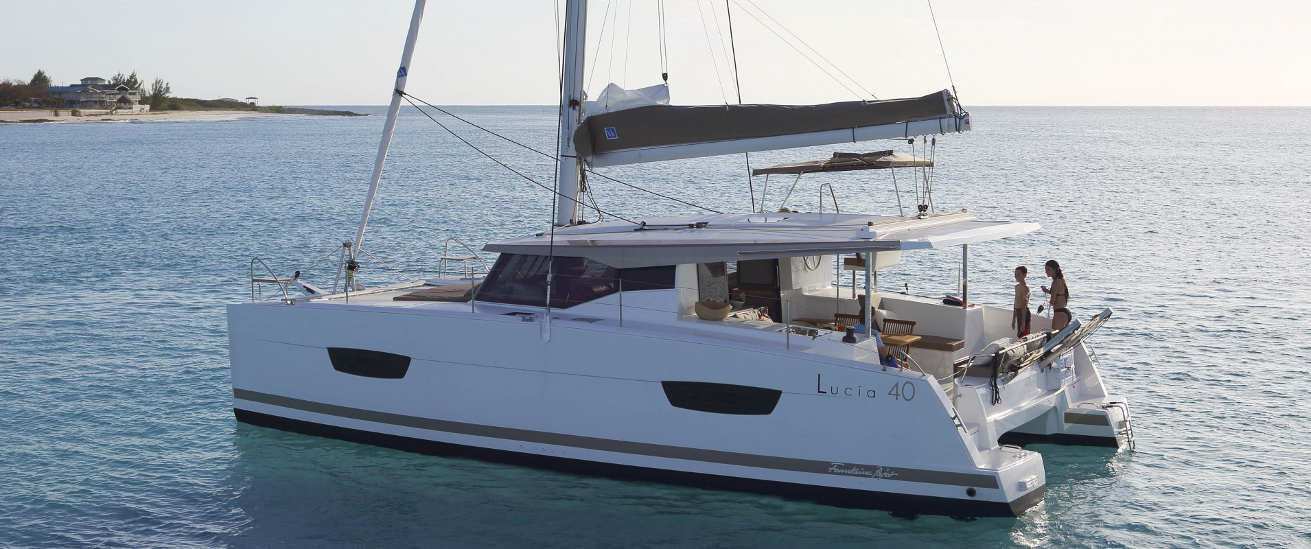 Fountaine Pajot Lucia 40 (For Me Double)  - 0