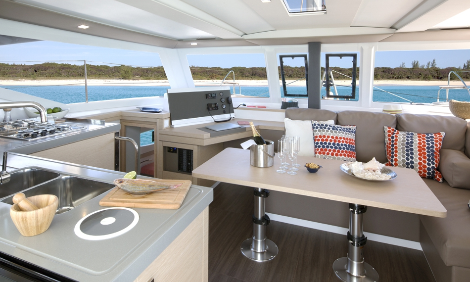 Fountaine Pajot Lucia 40 (For Me Double)  - 2