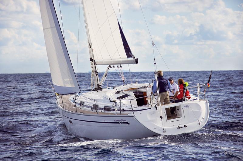 Bavaria 37 Cruiser (Alexandros III)  - 2