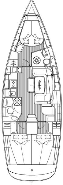 Bavaria Cruiser 39 (Fluid I)  - 1