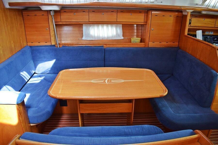Bavaria 46 Cruiser (Skrivena)  - 9
