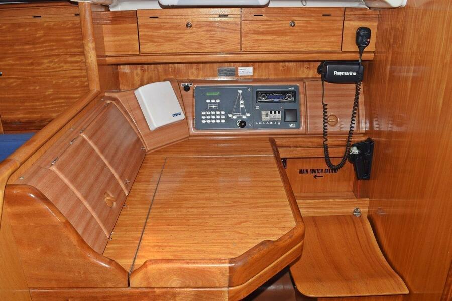 Bavaria 46 Cruiser (Skrivena)  - 11