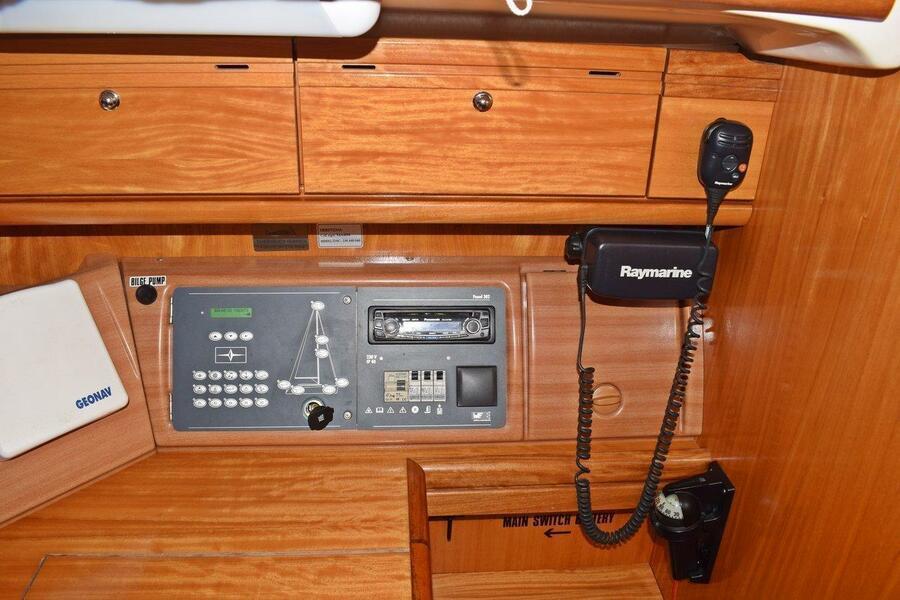 Bavaria 46 Cruiser (Skrivena)  - 12