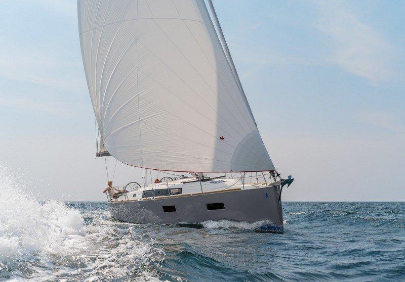Oceanis 38 - 3 cab. (Martine)  - 0