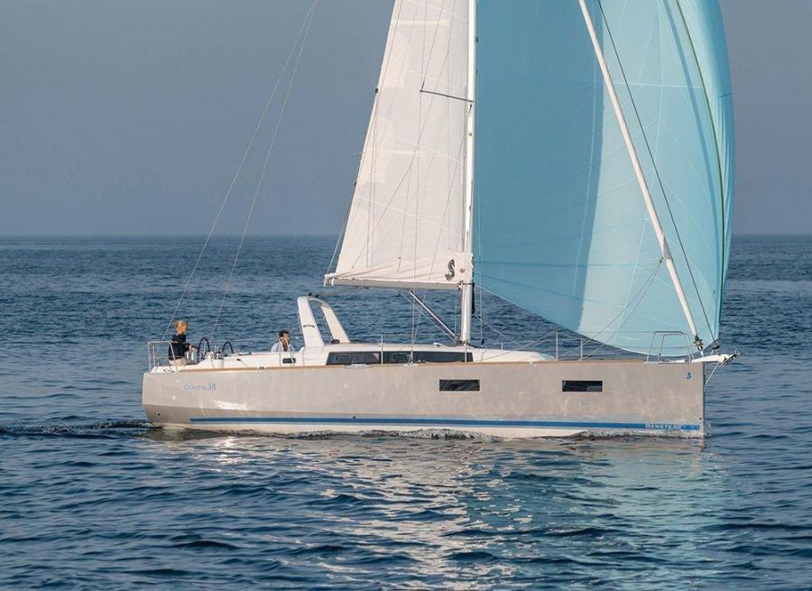 Oceanis 38 - 3 cab. (Martine)  - 2