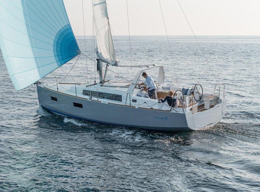 Oceanis 38 - 3 cab. (Martine)  - 3