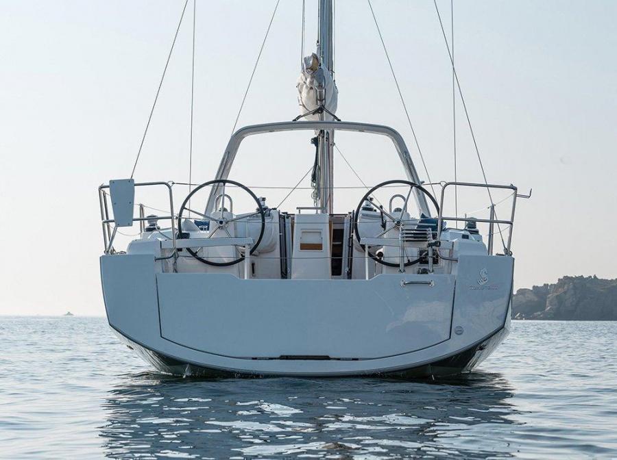 Oceanis 38 - 3 cab. (Martine)  - 4