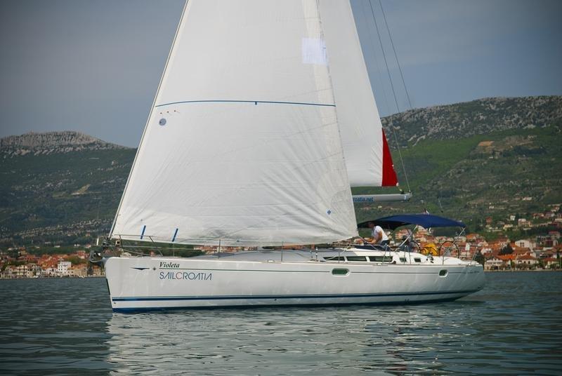 Sun Odyssey 49 (Violeta)  - 2