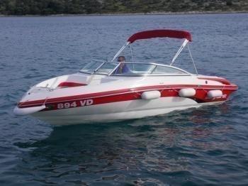 Bryant 210 Bowrider (894 VD (D))  - 0