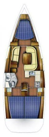 Sun Odyssey 39i (Lucija)  - 1