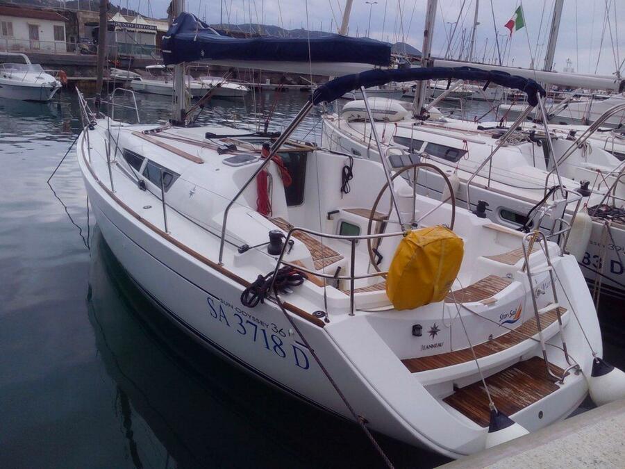 Sun Odyssey 36i (Marina)  - 2