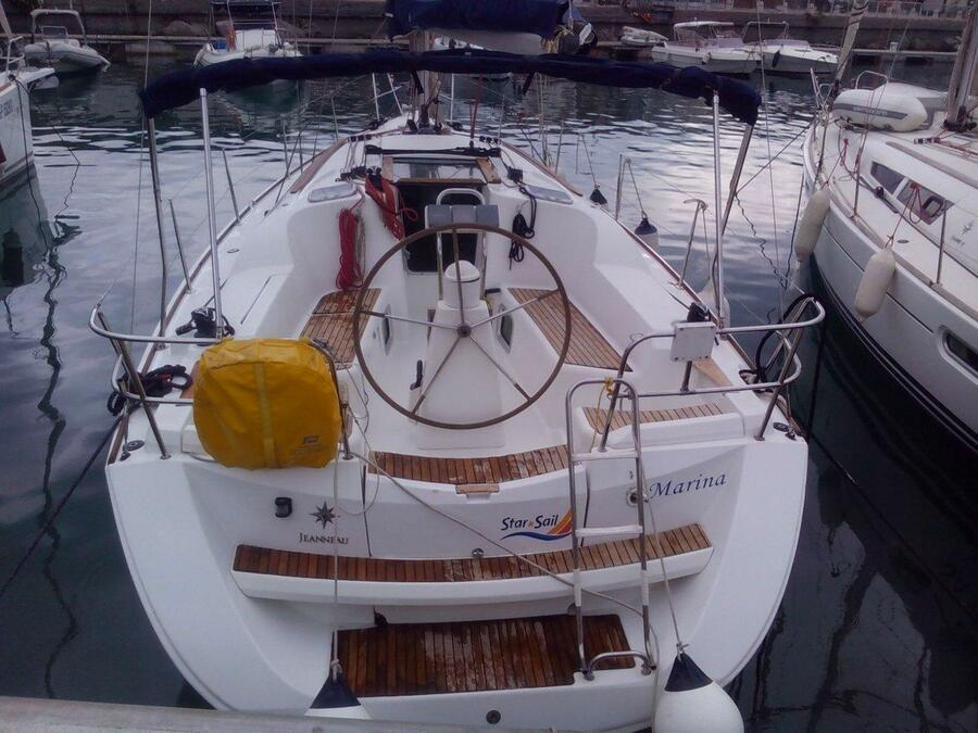 Sun Odyssey 36i (Marina)  - 3
