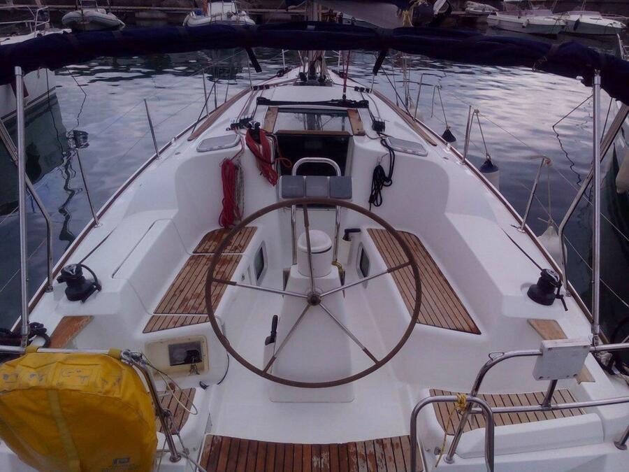 Sun Odyssey 36i (Marina)  - 4