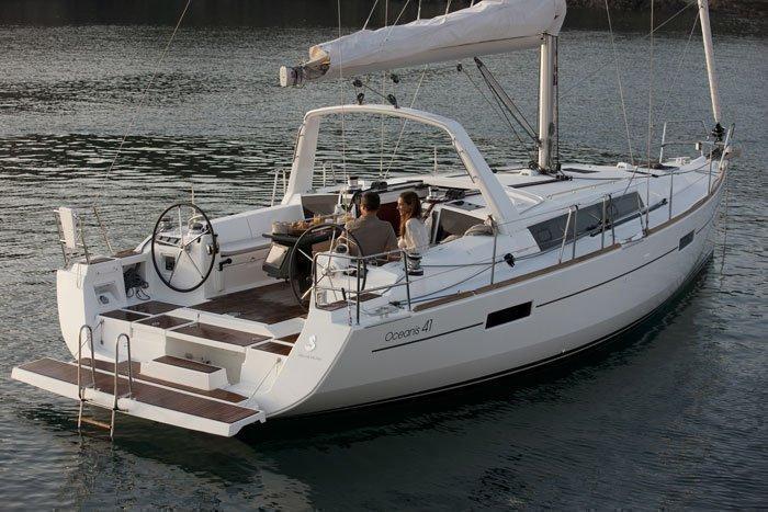 Oceanis 41 (Anastasia III)  - 2