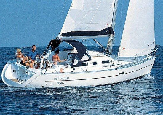 Oceanis Clipper 323 (No name)  - 0