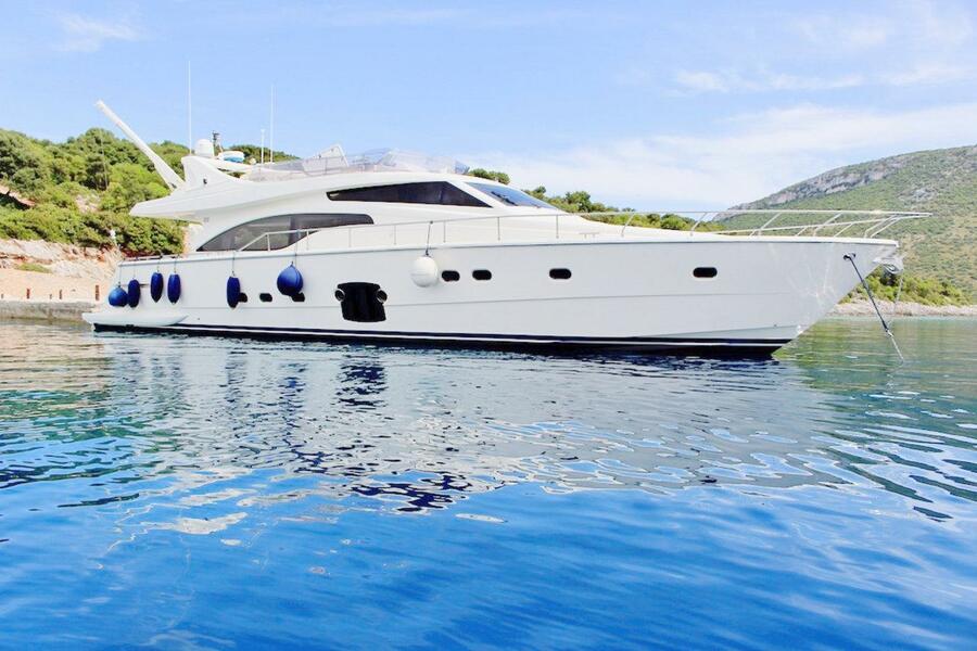 Ferretti Yachts 681 (Dominique)  - 0